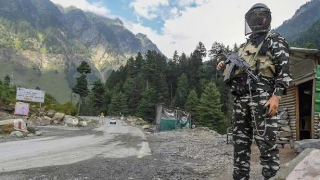 Militer India Tuduh Tentara China Biang Kerok Penculikan 5 Warga Sipil