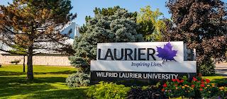 Wilfrid Laurier University Scholarships in Canada, 2019