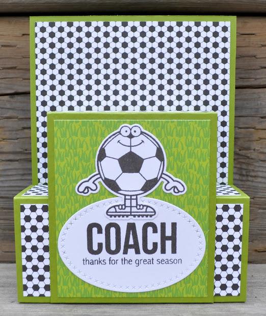 Soccer Coach Thank You Card Printable - imgUrl