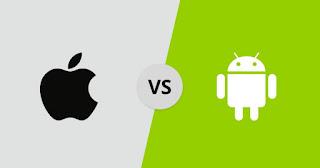 Elegir entre Android y iOS