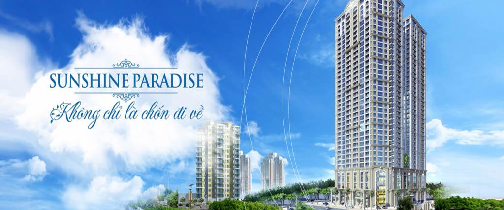 Chung Cư Sunshine Paradise