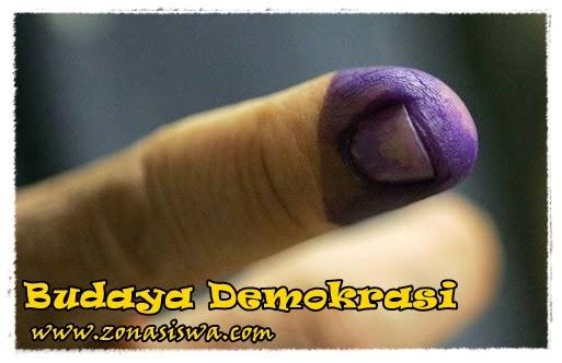 Budaya Demokrasi | www.zonasiswa.com