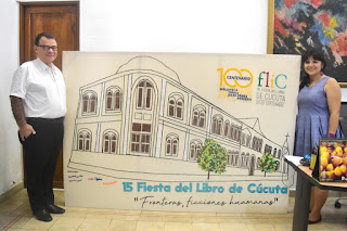 La 15 versión de la Fiesta del Libro de Cúcuta fue el escenario ideal para que tejedoras del corregimiento Juan Frío de Villa del Rosario