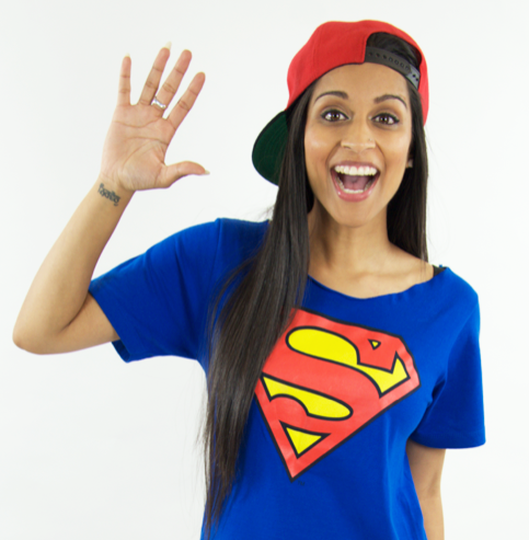 comedian iisuperwomanii pictures