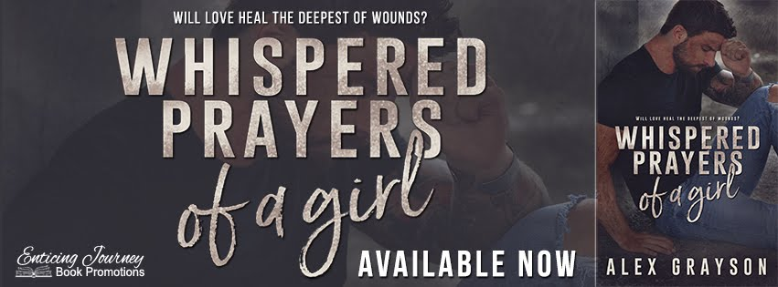 Whispered Prayers of A Girl Release Blitz
