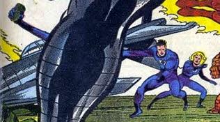 Fantastic Four 64-ReedSue