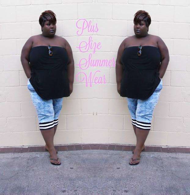 cheap plussize wear for summer