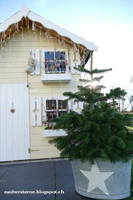 Knusperhäuschen, Kinderspielhaus, Weihnachtsdeko