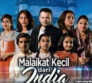 Lagu Ost Malaikat Kecil Dari India