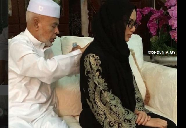 Netizen Berbalah Bila Neelofa Muat Naik Video Berubat Dengan Datuk Haron Din