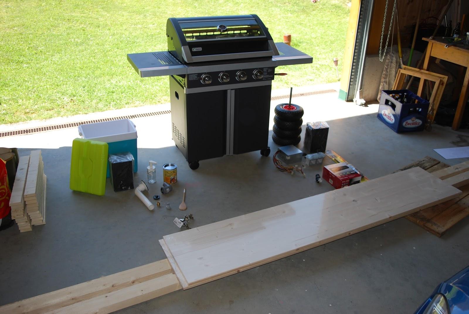 Outdoor Küche Rund : Meine arbeiten rund ums holz: das grillomobil oder wie baue ich