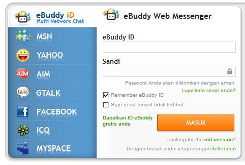 ebuddy gratis