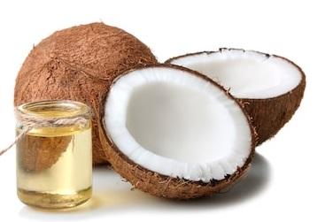 Coconut Oil, Coarse Salt Pack