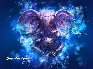 Ganesha Chaturthi-Aarti Sangrah-pic2-SignatureLyrics