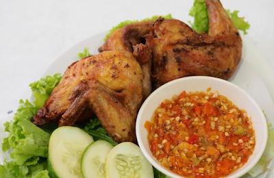 Resep Ayam Ungkep Bumbu Kuning