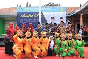 Juara Kompetisi Sains Madrasah Tingkat Sumbar Akan Dikirim ke Manado, Sulawesi Utara