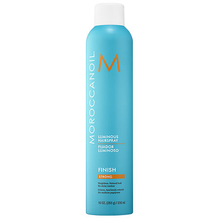 Wendy Vario, hairstylist, hair, interview, First Look Fridays interview series, Moroccanoil Luminous Hairspray