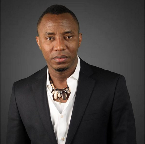 """Sahara Reporters Publisher Omoyele Sowore declares for 2019 Presidency, says, """"Nigerian state is in shambles"""""""
