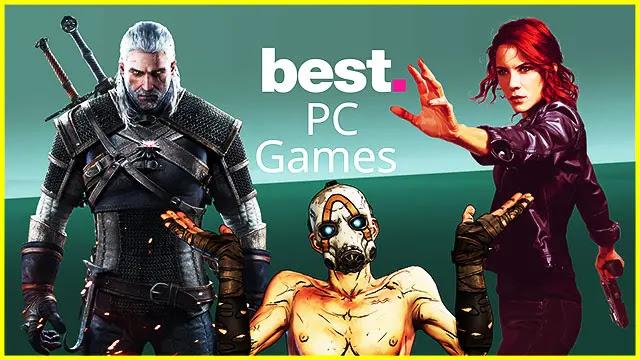 أفضل ألعاب  الكمبيوتر بجرافيك خرافي top pc games download