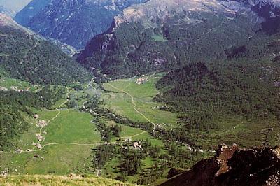 Alpe Veglia Parco Naturale in Alta Val d Ossola Alpi Leopntine Piemonte  Alpe Veglia