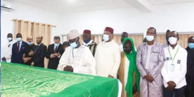 Maroc: arrivée des dépouilles des deux camionneurs marocains tués au Mali à Agadir