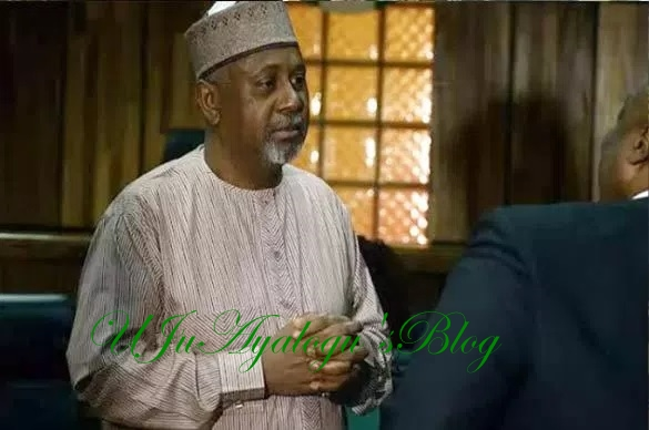 I need to consult records over Metuh's case – Dasuki