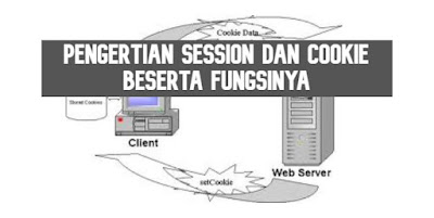 pengertian session dan cookie beserta penggunaannya
