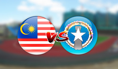 Live Streaming Malaysia vs Northern Mariana Islands AFC B-19 8.11.2019