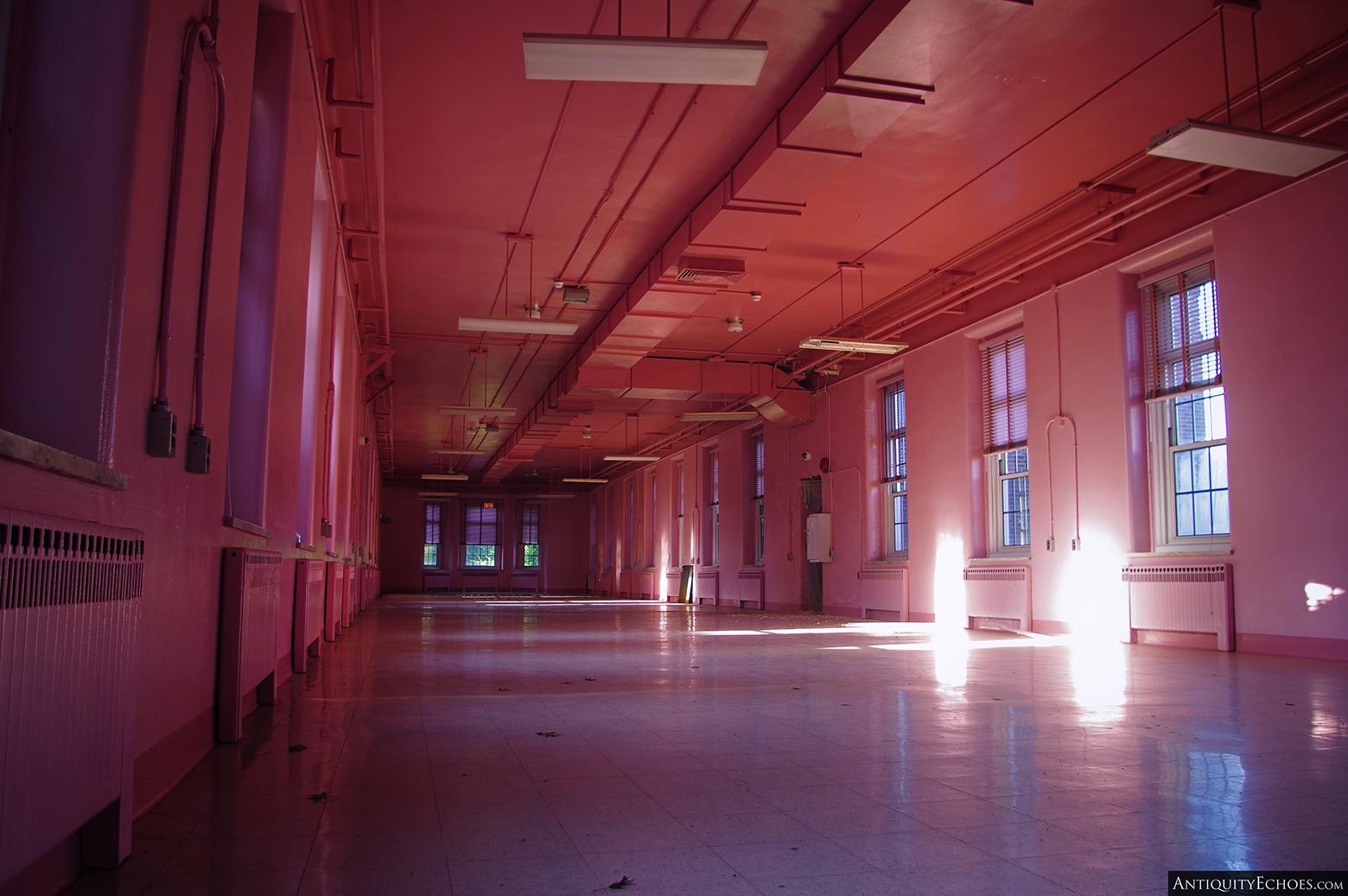 Allentown State Hospital - Pink Ward