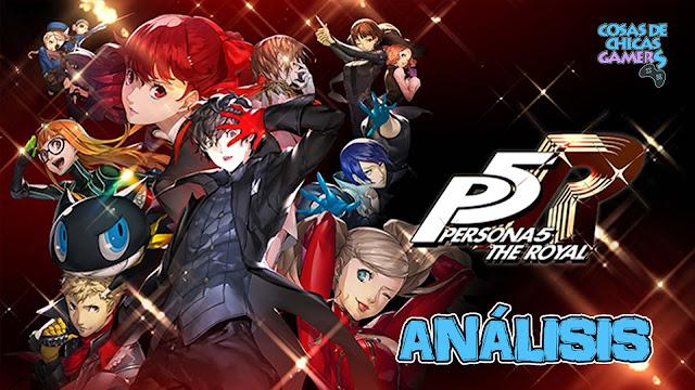 Análisis de Persona 5 Royal para PlayStation 4