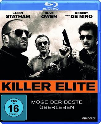 Killer Elite (2011) Dual Audio [Hindi – Eng] 720p | 480p BluRay ESub x264 950Mb | 350Mb