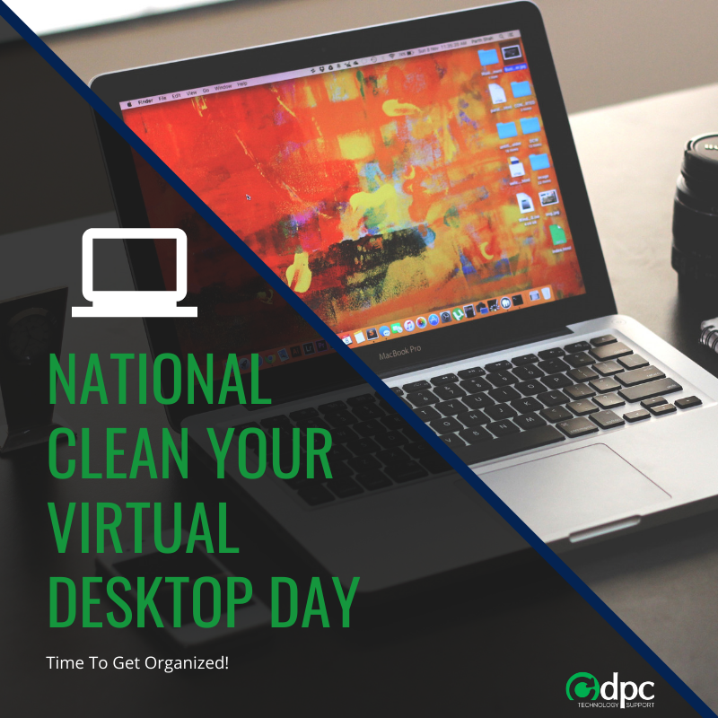 National Clean Your Virtual Desktop Wishes Photos