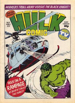 Hulk Comic #14