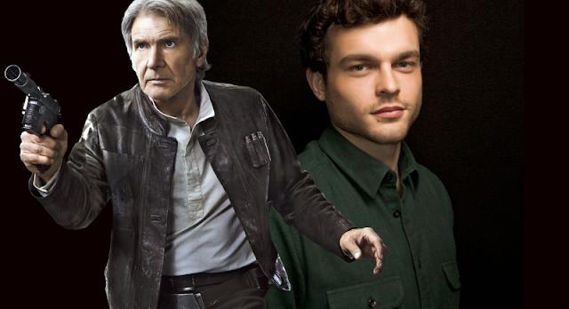 """Alden Ehrenreich é oficialmente confirmado como novo """"Han Solo"""""""