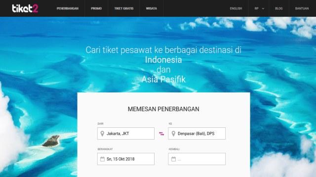 Situs Booking Tiket Pesawat