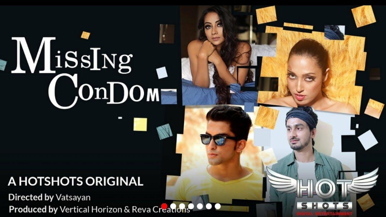 18+ Missing Condom 2020 Hindi HotShots 720p 170MB
