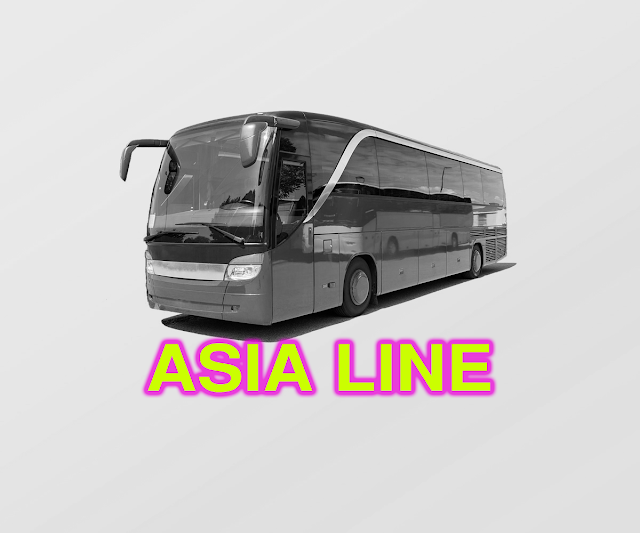 Asia Air Con Bus Counte