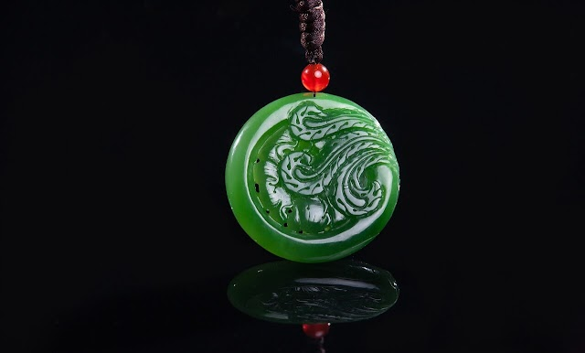 Discover the beauty of jade.