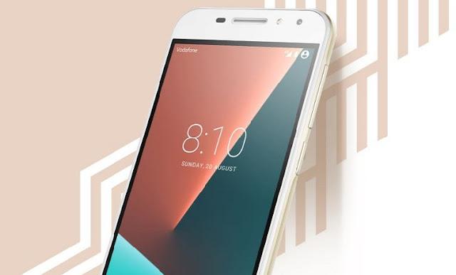 Vodafone  فودافون تكشف الستار عن هاتفها الجديد Smart N8 راسميآ