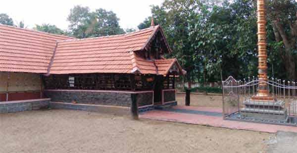 Vamanapuram Temple Festival