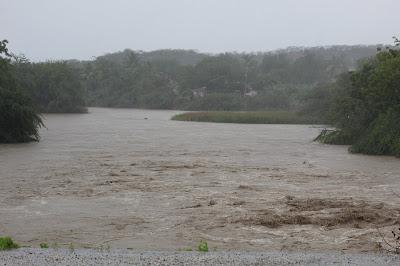 Lluvias favorecen aumento caudal Laguna