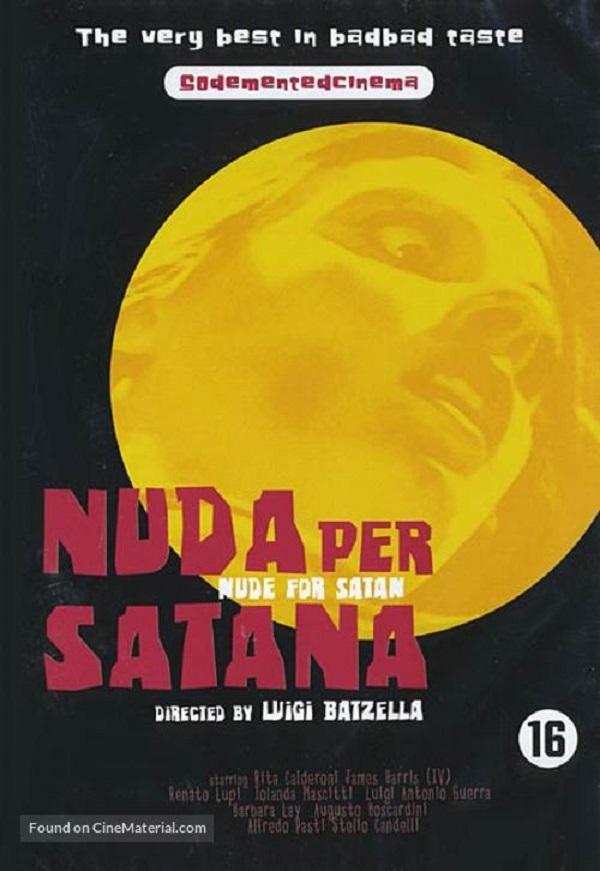 Descargar Desnuda para Satán (1974) - Luigi Batzella - VOSE