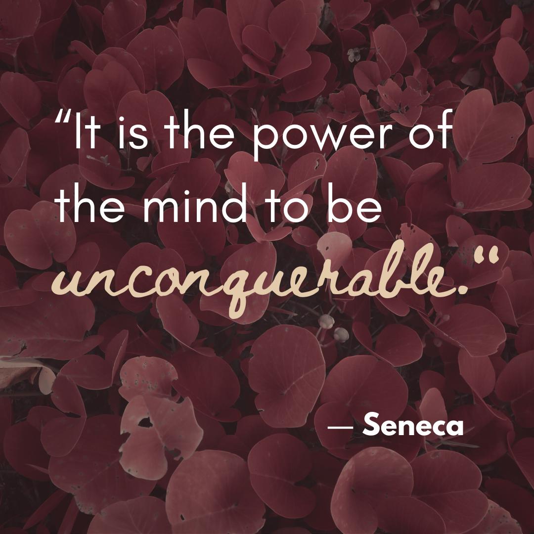 Seneca Stoicism Quote