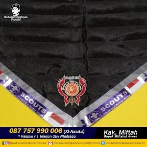 WA : 0877-5799-0006 Jual Scarf Pramuka Di Gorontalo, Makassar, Palopo, Parepare, Baubau, Kendari,