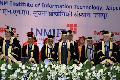 Jaipur, Rajasthan, LNM Institute of Information Technology, LNM-IIT, B.Tech, M.Tech, Ph.D degrees