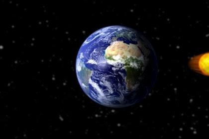 Ilmu Melipat Bumi Berpindah Tempat Dalam Sekejap