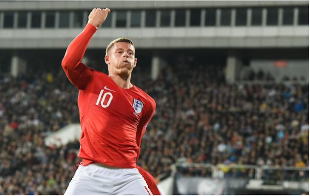 مباراة إنجلترا وبلغاريا 6/ 0 التصفيات المؤهلة ليورو 2020