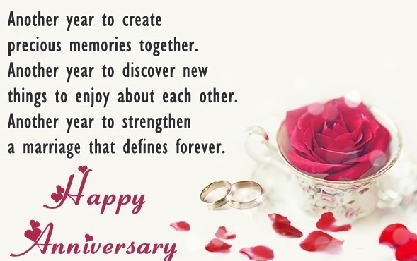2 Wedding Anniversary Quotes