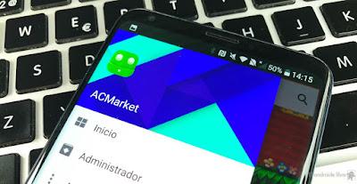 ACMarket v4.6.8 [Mod Lite] La mejor opción para aplicaciones y juegos modificados