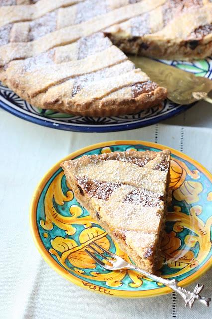 tarte naples ble cuit